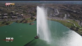 Drone Zone: The City of Fountain Hills