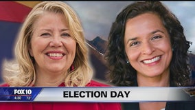Newcomer hopes for upset in race for Arizona's US House seat