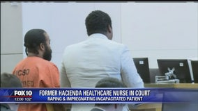 Former Hacienda Healthcare nurse in court