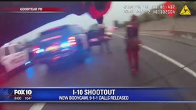 I-10 shootout bodycam video released