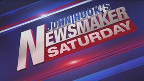 Newsmaker Saturday: Steve Ferrara , David Lujan, Wes Gullet