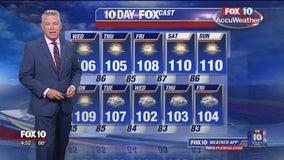 Morning Weather Forecast - 7/24/19