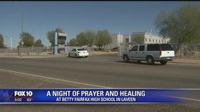 Pastor to lead prayer vigil at Betty Fairfax High School, following recent shooting