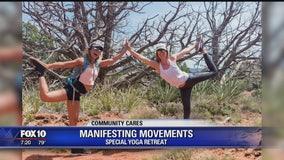 Manifesting movements yoga retreat