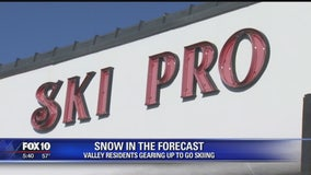 Valley residents gear up to go skiing
