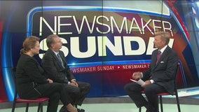 Newsmaker Sunday: Christine McKay, Dennis Hoffman