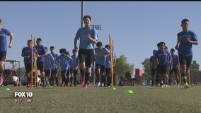 SOCCER'S FUTURE: European soccer club has youth academy in Casa Grande