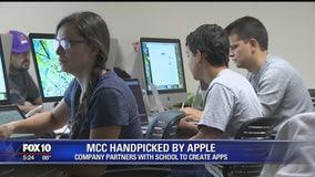 Mesa Community College implements Apple app program