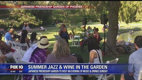 Olmost the Weekend: Summer Jazz & Wine in the Garden