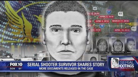 Survivor of the Serial Street Shooter speaks out