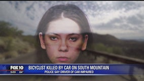 Phoenix woman accused of manslaughter in bicyclist's death