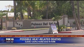 Sheriffs: Heat may be to blame in death of elderly couple