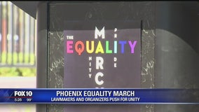 Phoenix joins in on national day of marching for LGBTQ rights