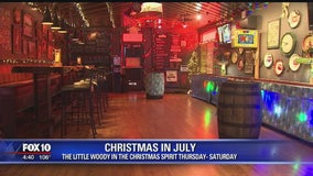 Olmost the Weekend: The Little Woody hosts 'Christmas in July'