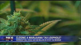 Marijuana bill could add $40m in state tax revenue
