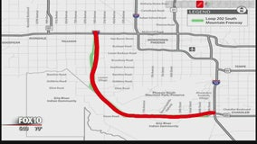 South Mountain freeway construction will continue