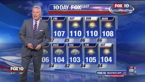 Morning Weather Forecast - 7/25/19