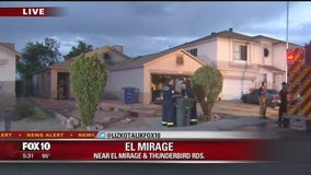 Crews called out to El Mirage home