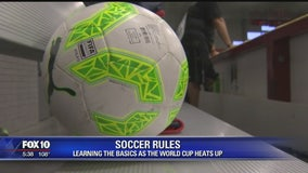 Soccer rules: Learning the basics as the World Cup heats up