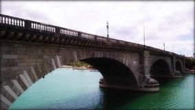 Drone Zone: The London Bridge at Lake Havasu City