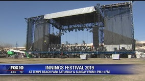 Olmost The Weekend: Innings Festival set to rock crowds at Tempe Town Lake