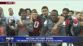 Cory's Corner: NCAA Victory Bowl