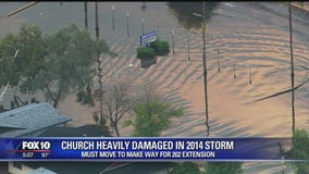 Ahwatukee church that was rebuilt following 2014 flooding must make way for Loop 202