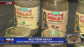 Made in Arizona: Help from Hayley Sauces
