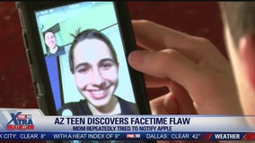 AZ teen discovers FaceTime flaw