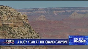 Grand Canyon celebrates 100 years as a national park