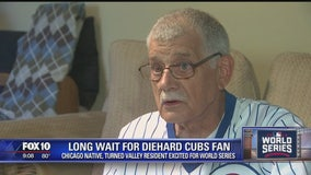 Long wait for die-hard Cubs fan
