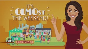 Olmost The Weekend: Dance festival set to light up Phoenix over the weekend