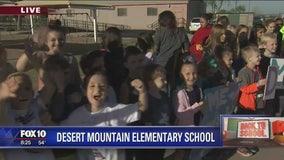 Back to School: Desert Mountain Elementary