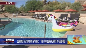 Cory's Corner: Summer staycation deals at The Boulders Resort in Carefree