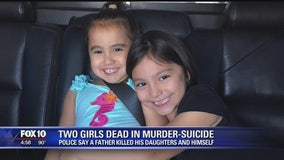 Police: Father, 2 daughters dead in murder-suicide