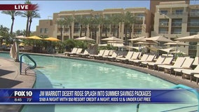 Summer Savers: JW Marriott Desert Ridge staycation deals