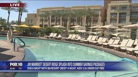 Summer Savers: JW Marriott Desert Ridge staycation deals