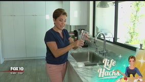Life Hacks: Separating stuck cups