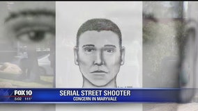 Police release composite sketch of suspect in Maryvale serial shootings