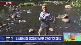 Cory's Corner: Sedona summer staycation deals