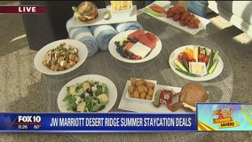 Cory's Corner: JW Marriott Desert Ridge summer staycation deals