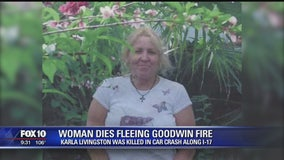 Daughter speaks out after mother was killed fleeing Goodwin Fire