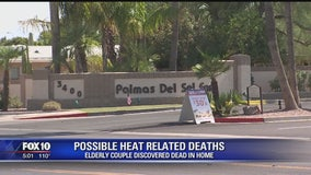 Possible heat-related deaths in Apache Junction