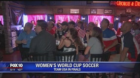 USA vs. England means business for Valley English pub