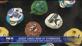 Starbucks takes notice of local bakery product