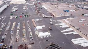 DRONE ZONE: SRP Supply Yard in Mesa