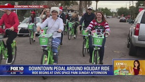 Olmost The Weekend: Downtown Pedal Around event scheduled for Sunday