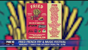 FRIED, a French Fry and Music Festival