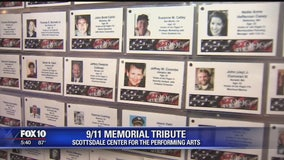 Memorial honors the victims of 9/11