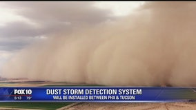 Dealing with dust storms: ADOT holds workshop